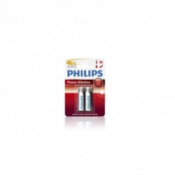 PH POWER ALKALINE AA 2-BLISTER