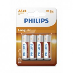 PH LONGLIFE AA 4-BLISTER