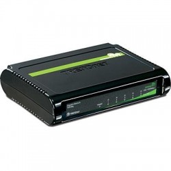 TD 5-PORT GB GREENNET...