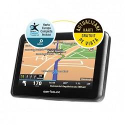 """GPS 4.3"""" SERIOUX..."""