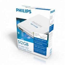 PHILIPS EXTERNAL SSD 512GB...